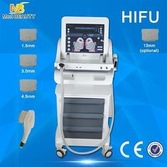 China Stable HIFU Machine High Intensity Focused Ultrasound For Face Lifting supplier