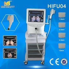 China Hifu High Intensity Focused Ultrasound Eye Bags Neck Forehead Removal supplier