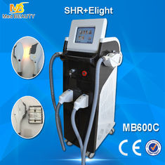 China 3000W AFT SHR Golden Shr Hair Removal Machine 10MHZ 0.1-9.9ms With Ce supplier