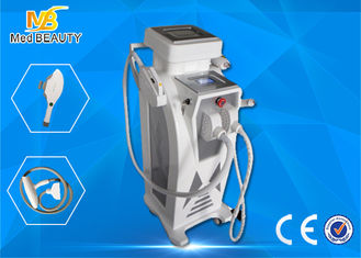 China Economic IPL + Elight + RF + Yag IPL RF Laser Intense Pulsed Light Machine supplier