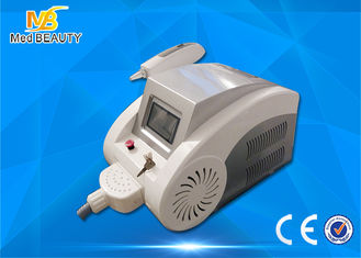 China Grey ND Yag Laser Tattoo Removal machine , q switched laser for tattoo removal supplier