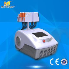 China Double Wavelength 650nm 980nm Lipo Laser Slimming Machine Lumislim Japan Mitsubishi supplier