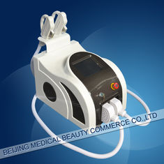 China SHR Ipl Hair Removal Machines Effective And Painless , Two System In One supplier