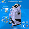 China High Power Diode Laser Hair Removal Machine 808nm Womens Beauty Device factory