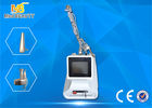 China Portable Co2 Fractional Laser CO2 Laser Cutting Machine 10600nm Wavelength factory