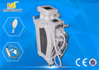China CE Approved E-Light Ipl RF Q Switch Nd Yag Laser Tattoo Removal Machine factory