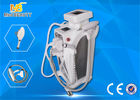 China Multifunction Elight Ipl Rf Q Switched Nd Yag Laser Hair Removal Pigment Removal Equipment factory