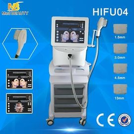 China Hifu High Intensity Focused Ultrasound Eye Bags Neck Forehead Removal distributor