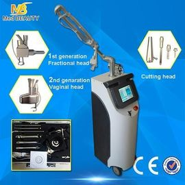 China Medical 10600 nm Co2 Fractional Laser , Vertical Scar Removal Machine distributor