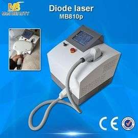 China Portable Ipl Permanent Hair Reduction Semiconductor Diode Laser distributor