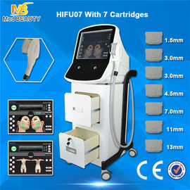 China 1000w HIFU Wrinkle Removal High Intensity Focused Ultrasound Machine distributor