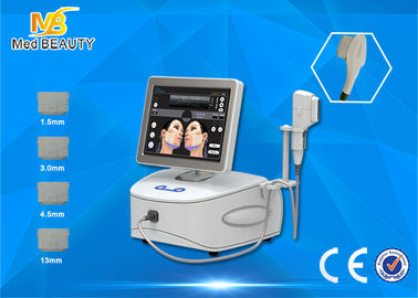 China Professional High Intensity Focused Ultrasound Hifu Machine For Face Lift distributor