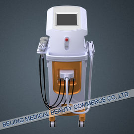 China 755nm Ipl Hair Removal Machines with cavitation rf slimming perfect combination distributor