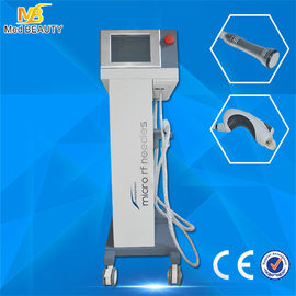 China Microneedle Rf Skin Tightening Fractional Laser Machine For Face Lifting / Wrinkle Removal distributor