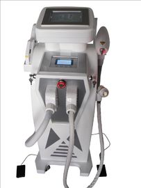 China IPL +RF +YAG Laser Multifunction Beauty Equipment distributor